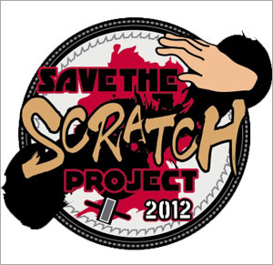 SAVE THE SCRATCH PROJECT 2012
