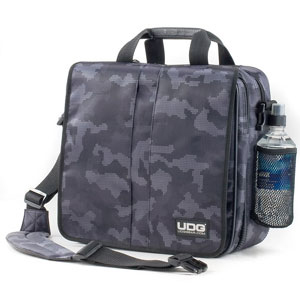 UDG CourierBag Deluxe Camo Grey